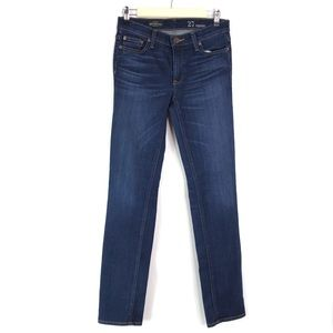 J Crew Matchstick Jeans 27